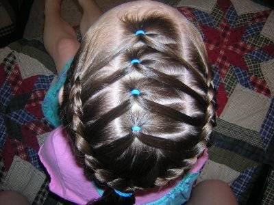 Terrific Kids Hair Styles Kids Hair Styles Cool French Braid Step Wise Short Hairstyles For Black Women Fulllsitofus
