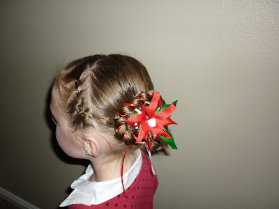 holiday hair style