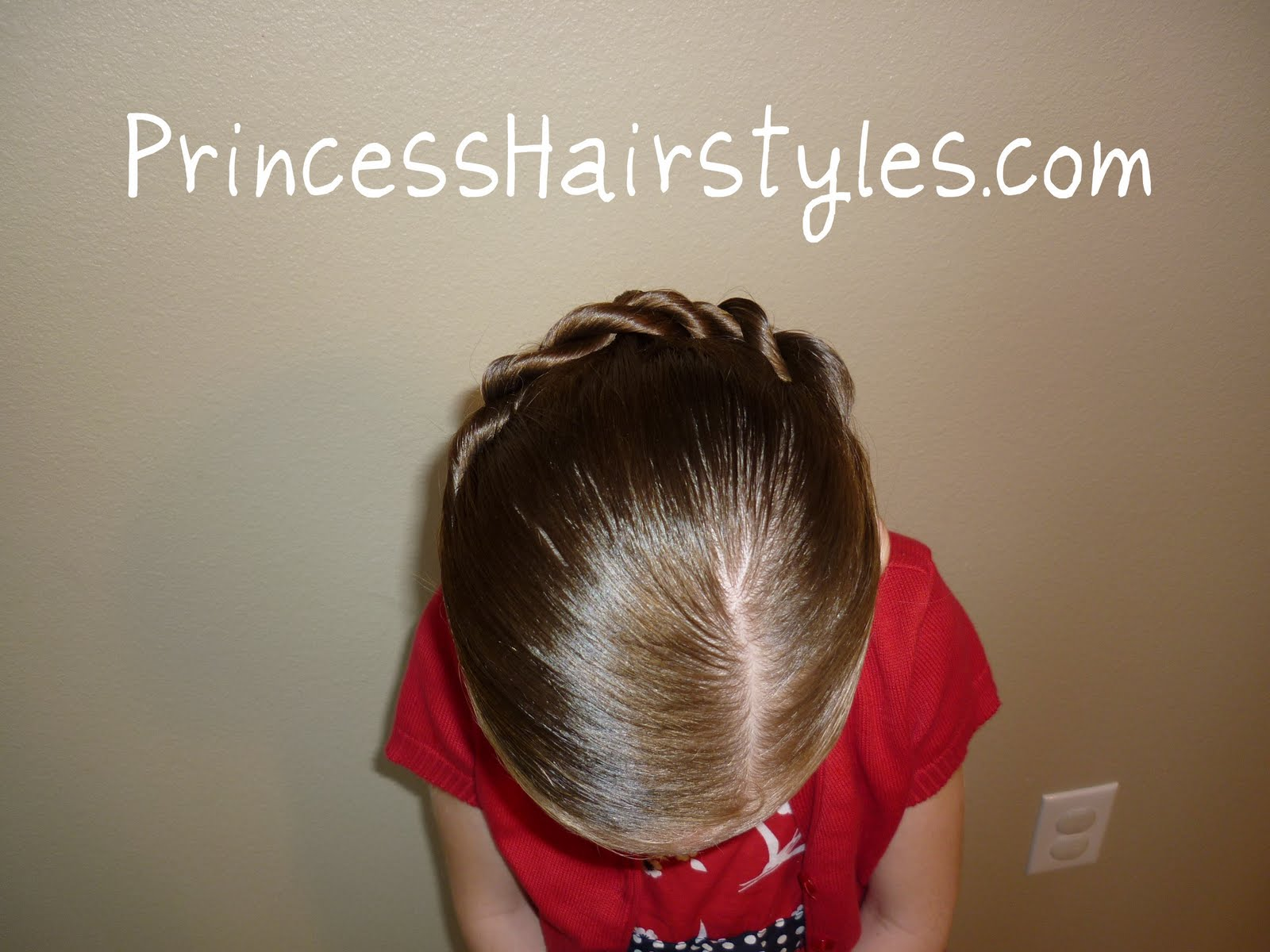 Hairstyles For Girls - Princess