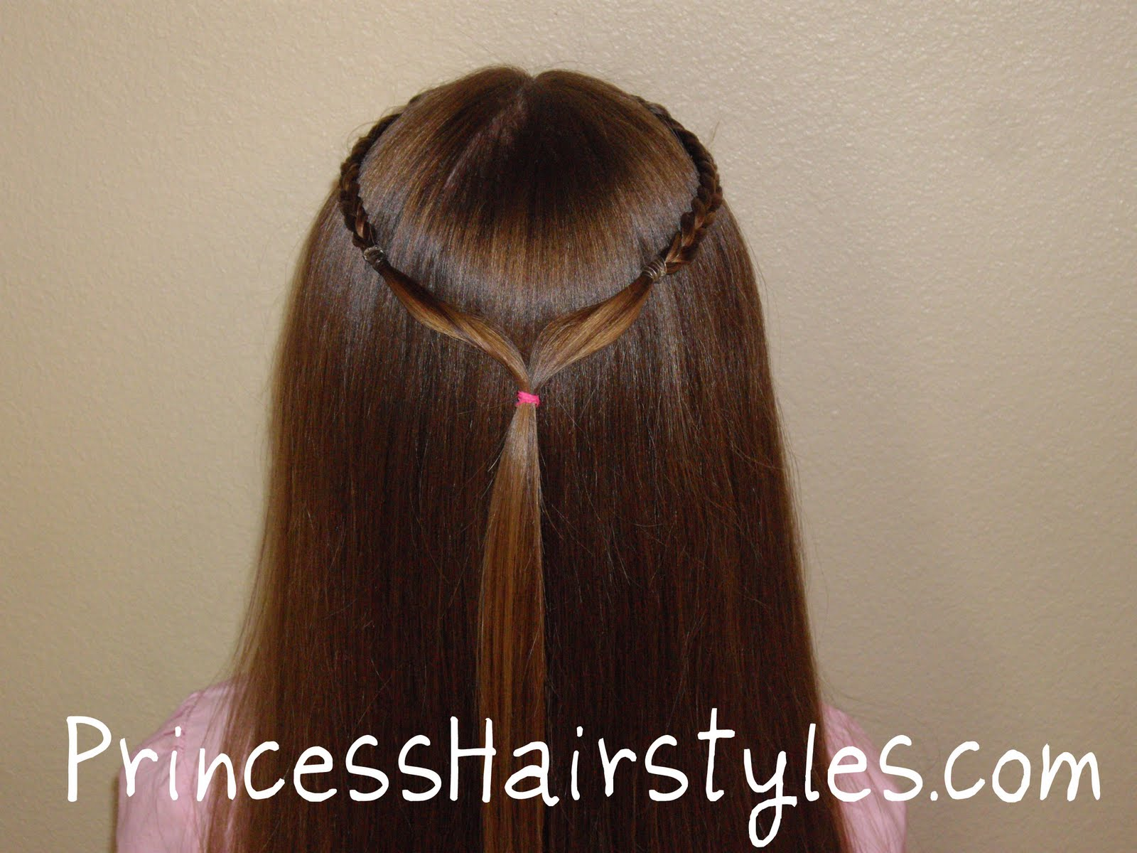 Back To School Basic Hairstyles Part 2