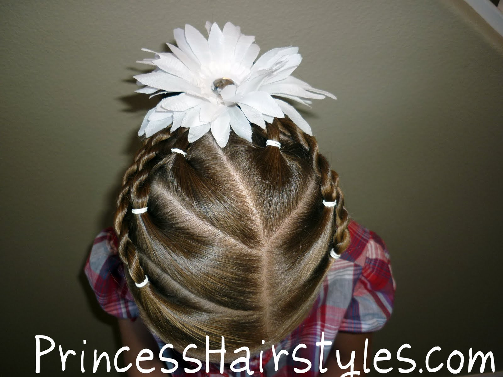 Tremendous Cute Hairstyle For Sports Hairstyles For Girls Princess Hairstyles Short Hairstyles Gunalazisus