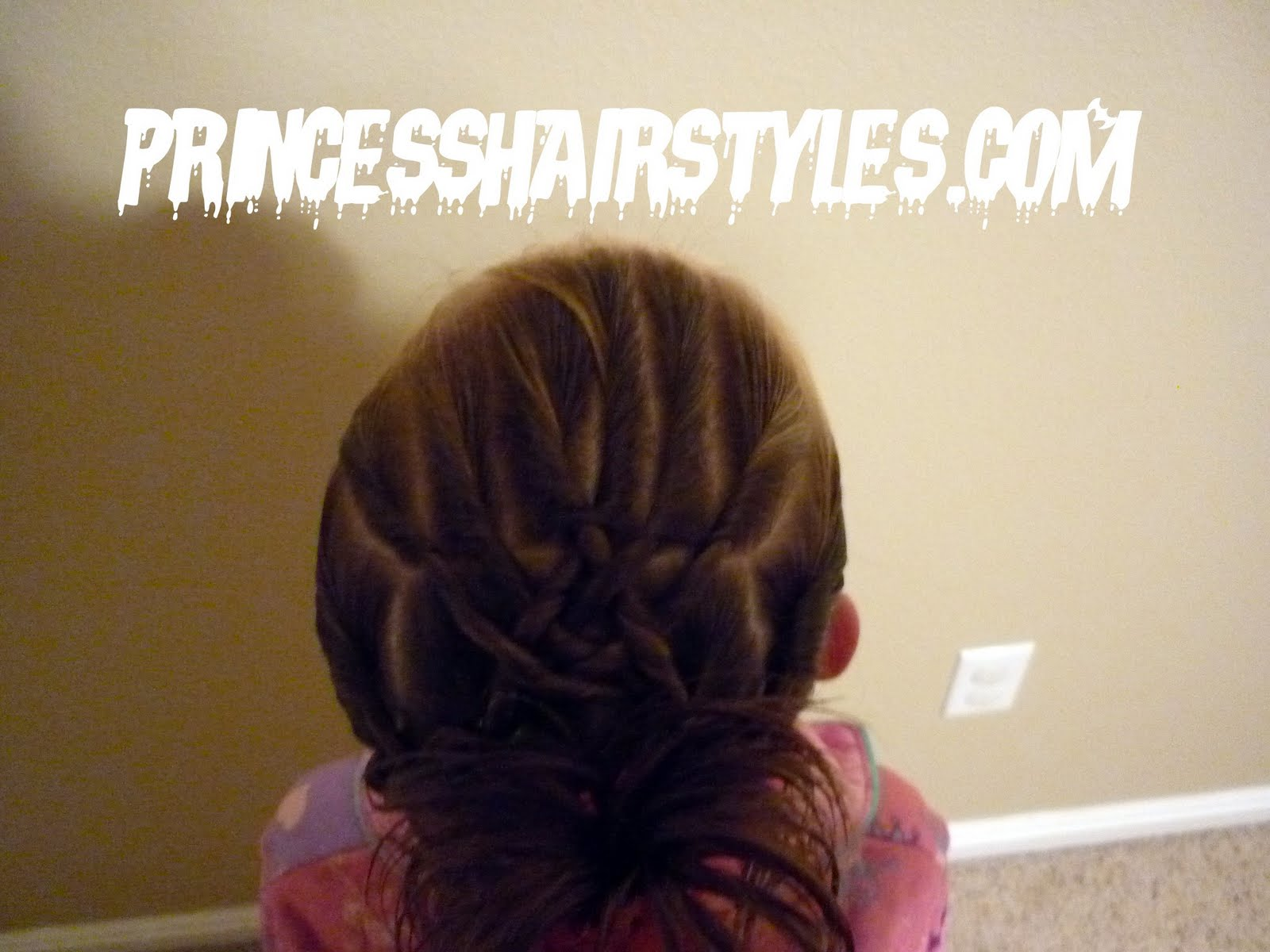 Peachy Halloween Hairstyles The Spider Web Hairstyles For Girls Natural Hairstyles Runnerswayorg