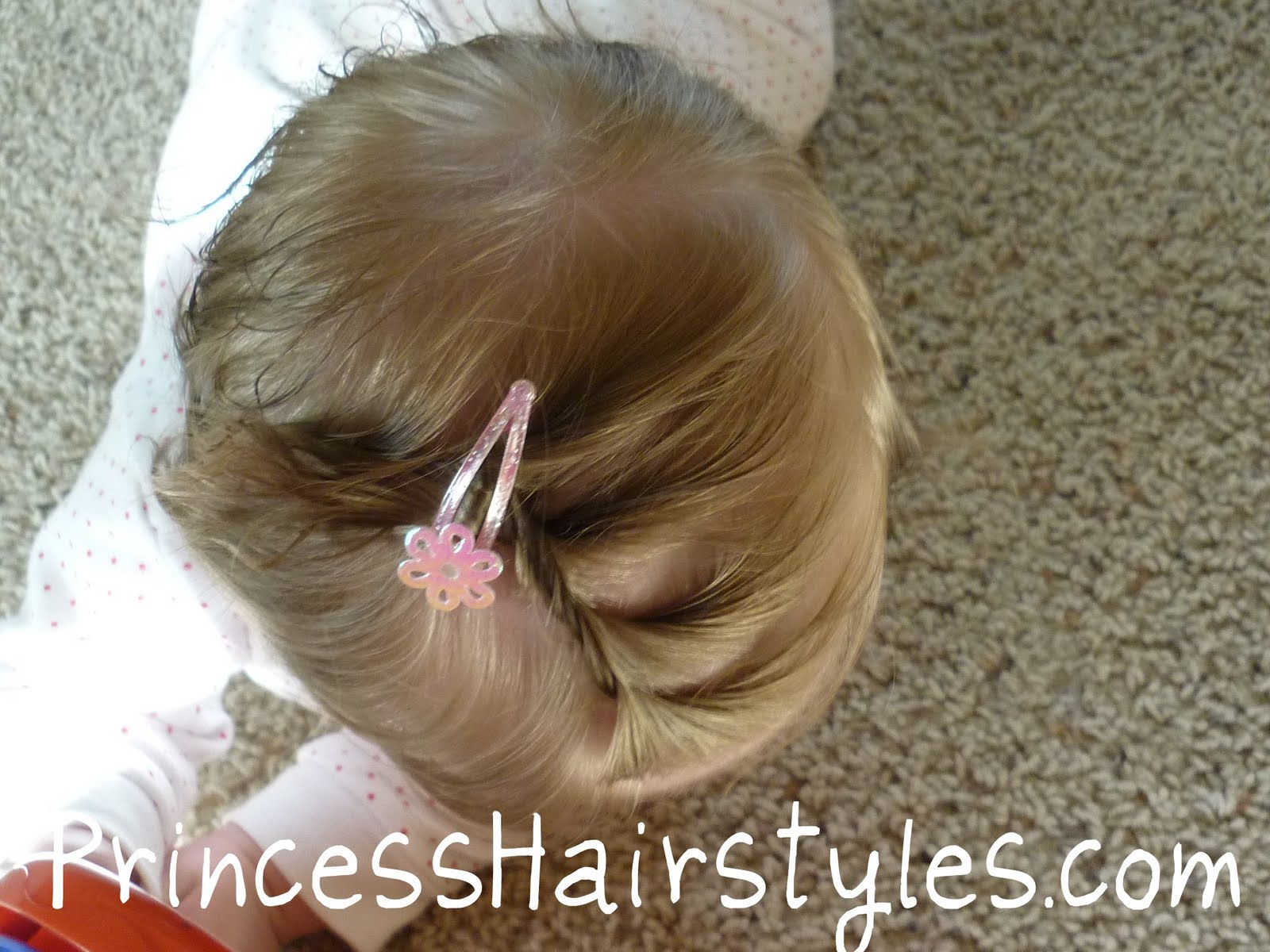 Baby Hairstyles - Tiny Twists  Hairstyles For Girls -2444