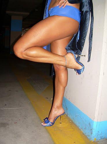 Big Female Legs 86