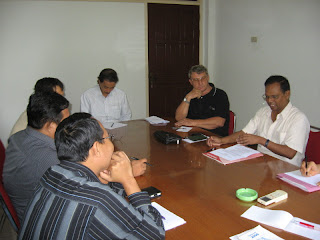 Meeting with the Provincial Definitory
