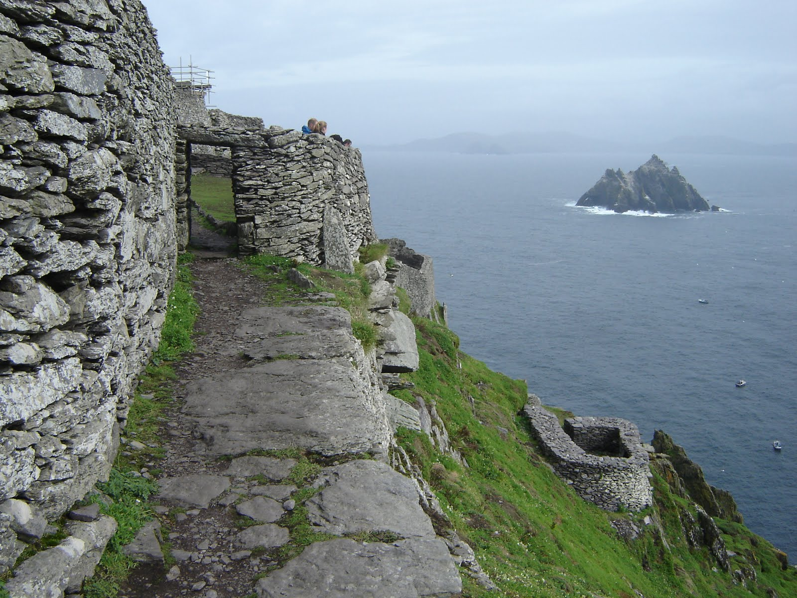 Irish Adventure Skellig Michael