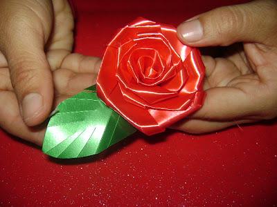 Rosas para Decorar en Navidad