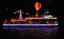 Christmas Light Boat Parade