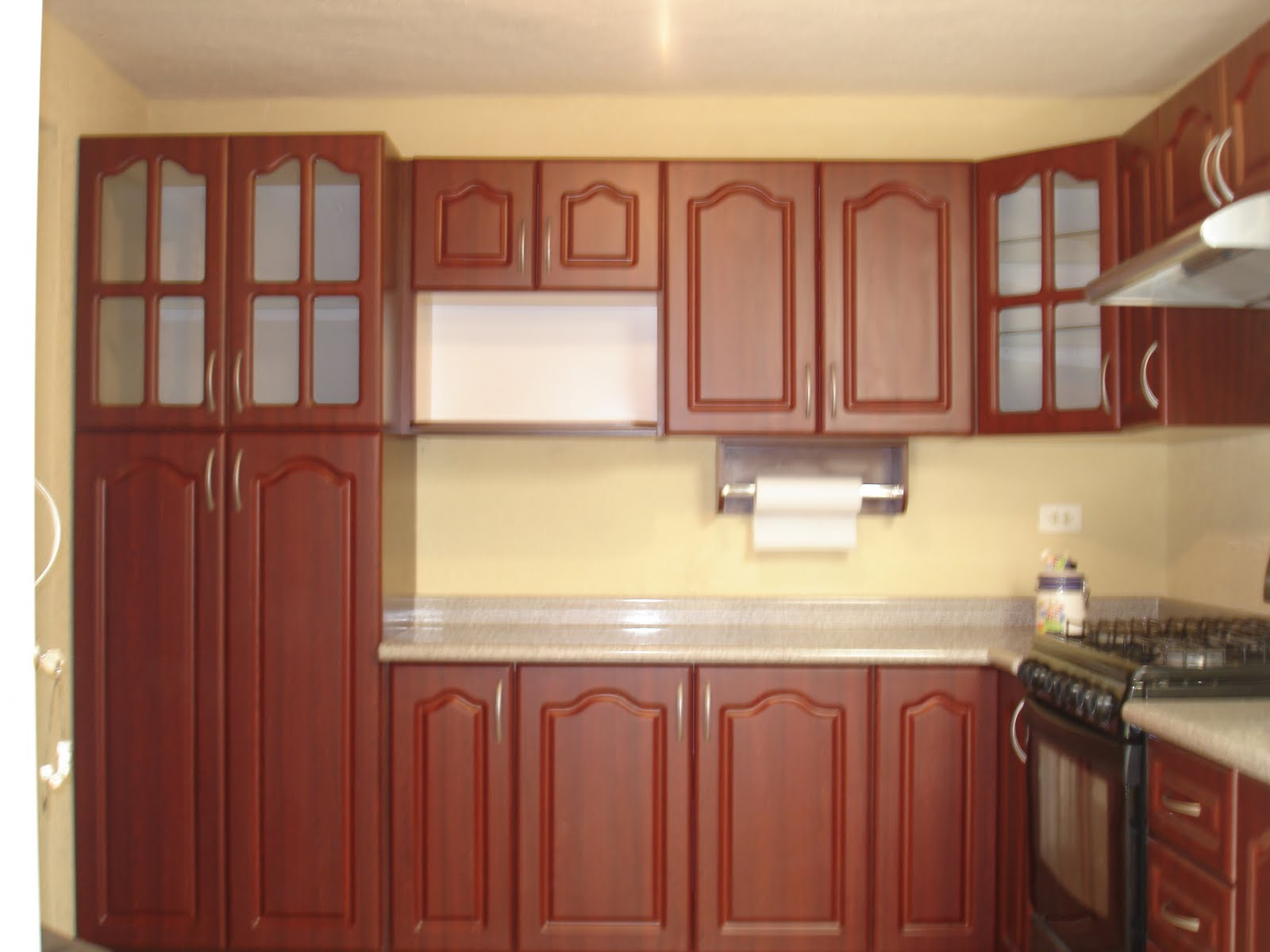 Construteksa gabinetes de cocina for Estilos de gabinetes de cocina modernos