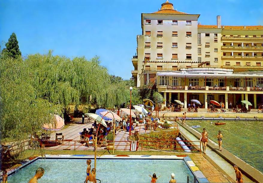 Retratos De Portugal Luso Grande Hotel E Piscina