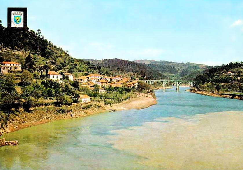 Retratos de Portugal: Penafiel - Entre-os-Rios, Ponte Duarte Pacheco