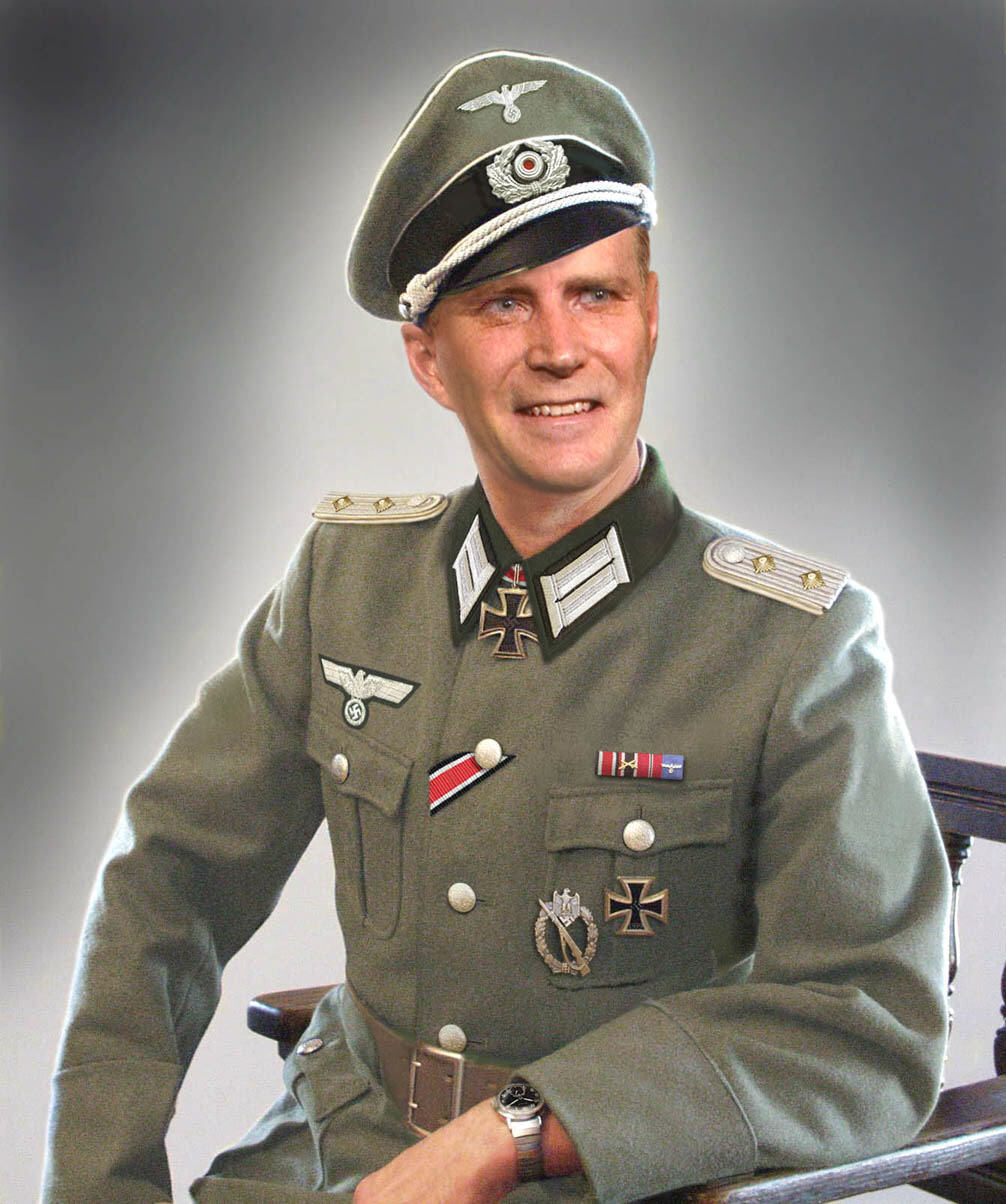 Nazi Infantry Uniforms (Wehrcmacht) - Learn from War