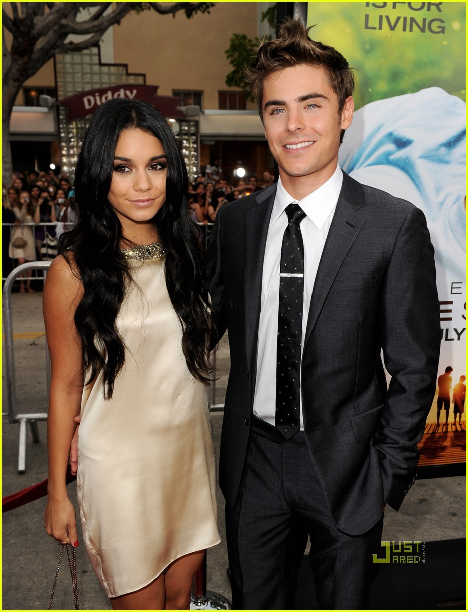 are zac efron and vanessa hudgens still dating august 2012