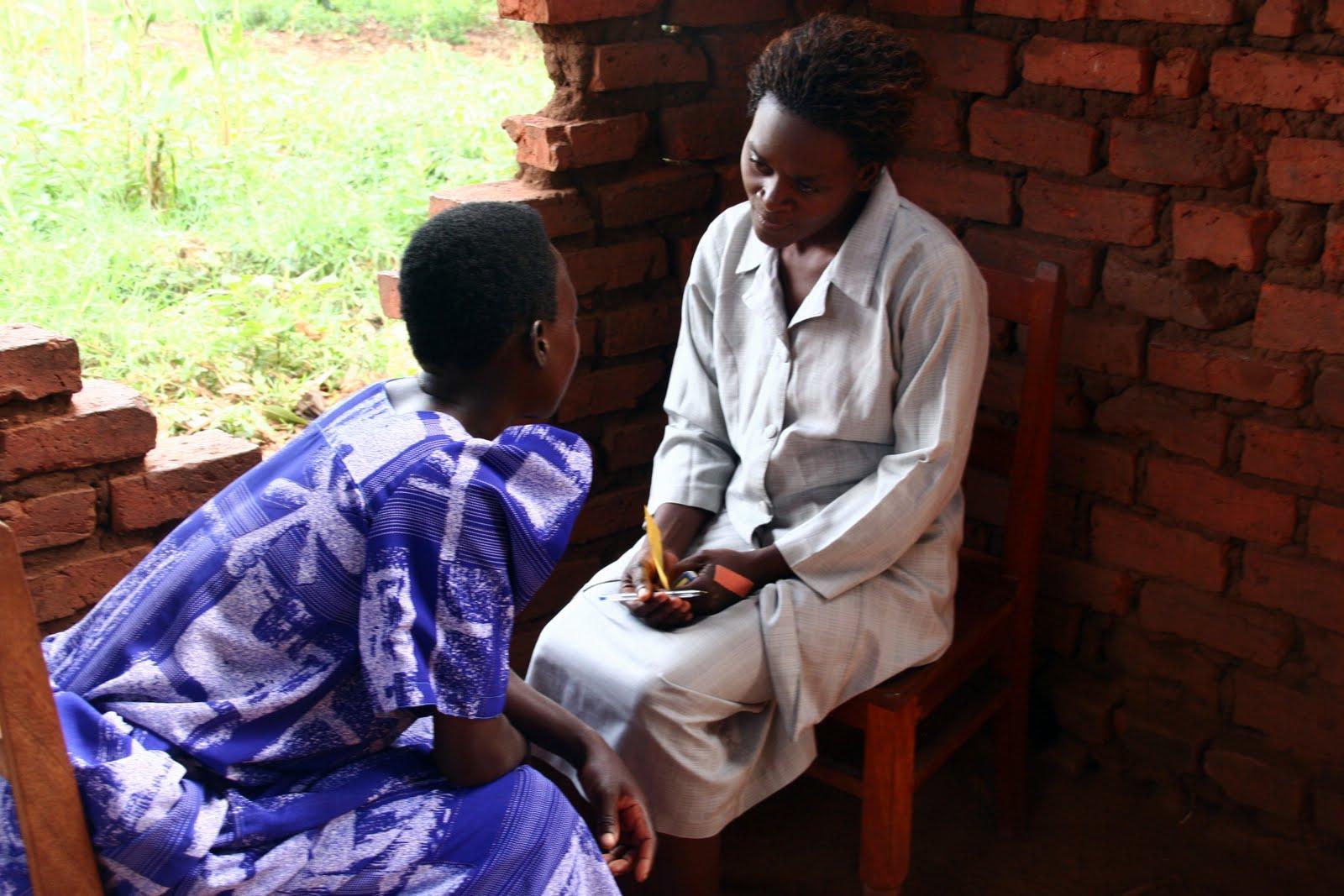 Uganda Village Project 13 Days In Kamuli Repairing -7349