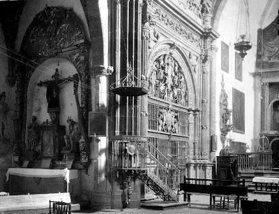 >Patrimonio Cultural Perdido en La Iglesia de San Nicolás de Bari de Úbeda (Parte 1…).