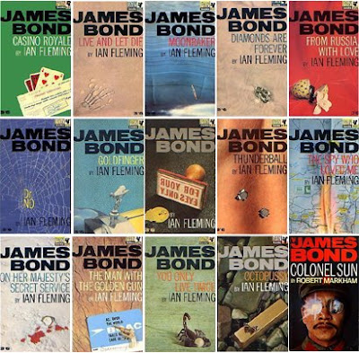 Bond (pan editions)