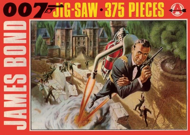 The Art Of James Bond: Thunderball