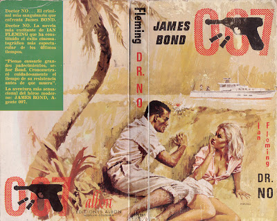 Dr. no Ian fleming