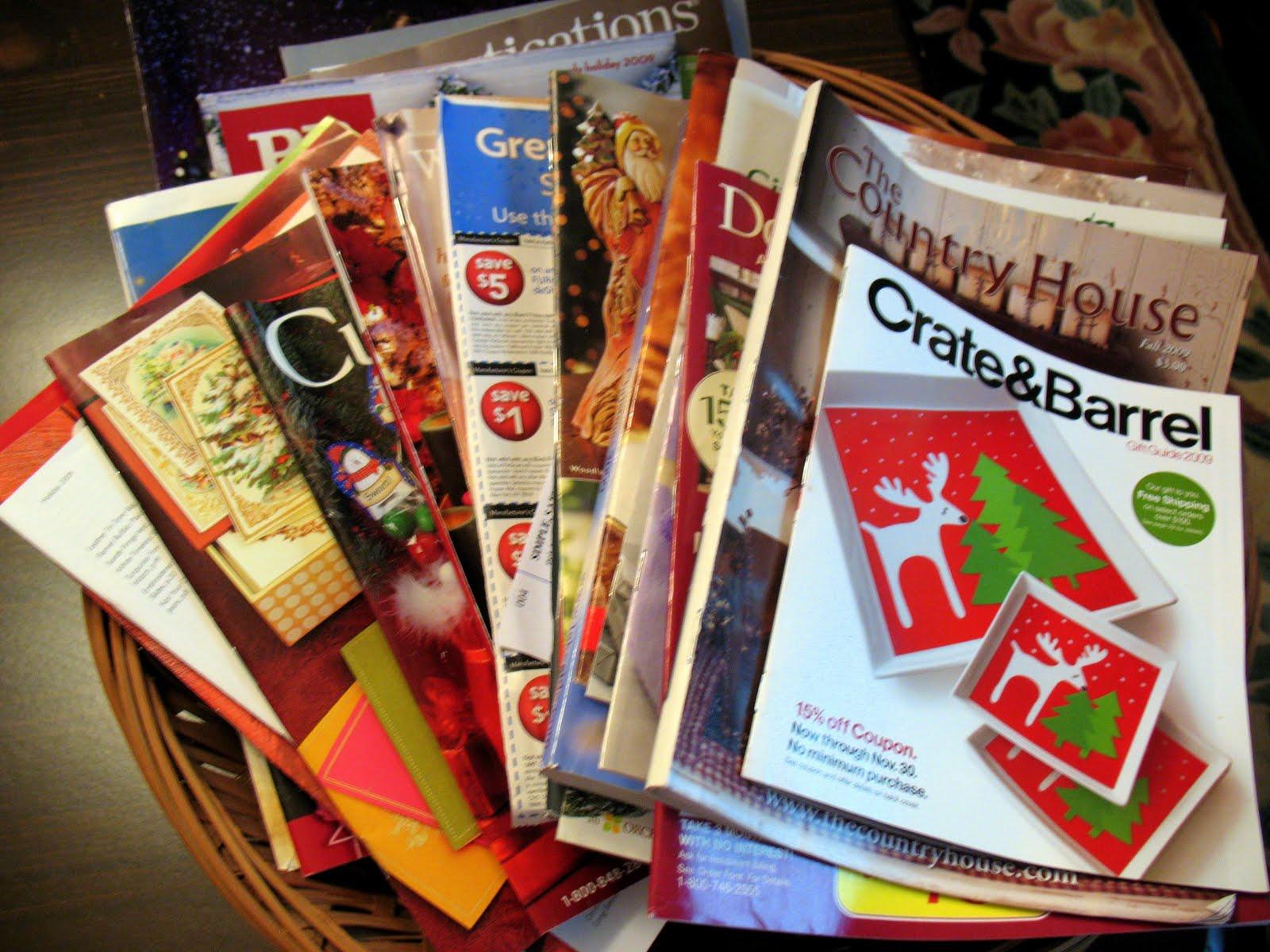 Home Decor Shopping Catalogs
