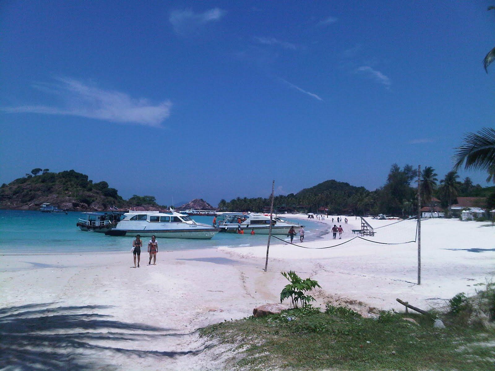 DESTINASI CHINTA: Redang island getaway~