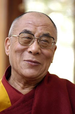 Terataii Reiki and Counselling Centre: Meeting the Dalai Lama