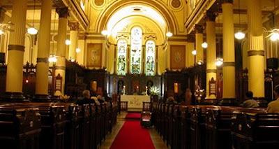 Resultado de imagen para iglesia anglicana san juan bautista