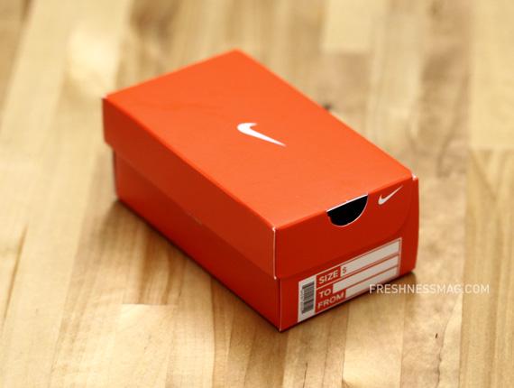 nike gift box