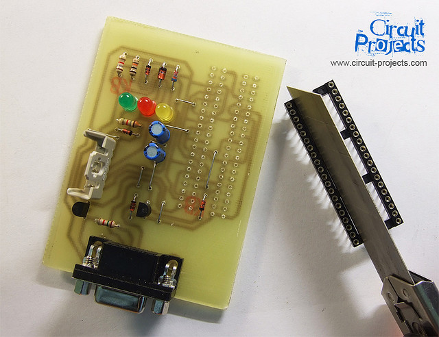 PIC and EEPROM Programmer