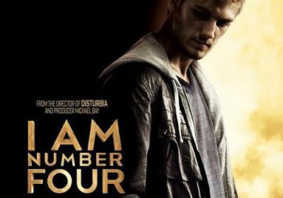 SunSatNews: i am number four   alex pettyfer   emma ... I Am Number Four Movie Poster