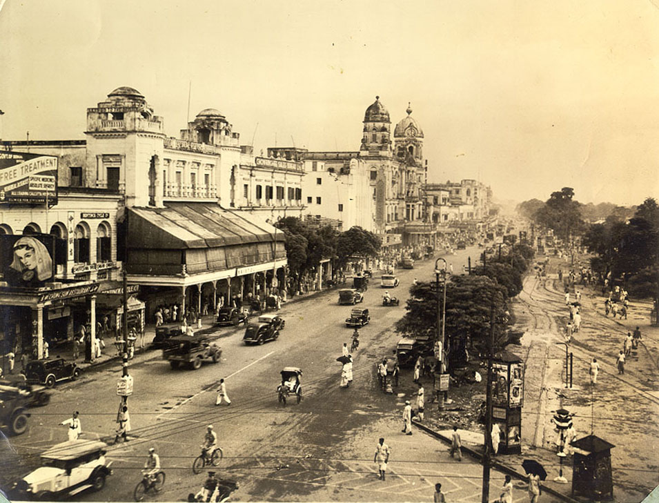 Chowringhee Street