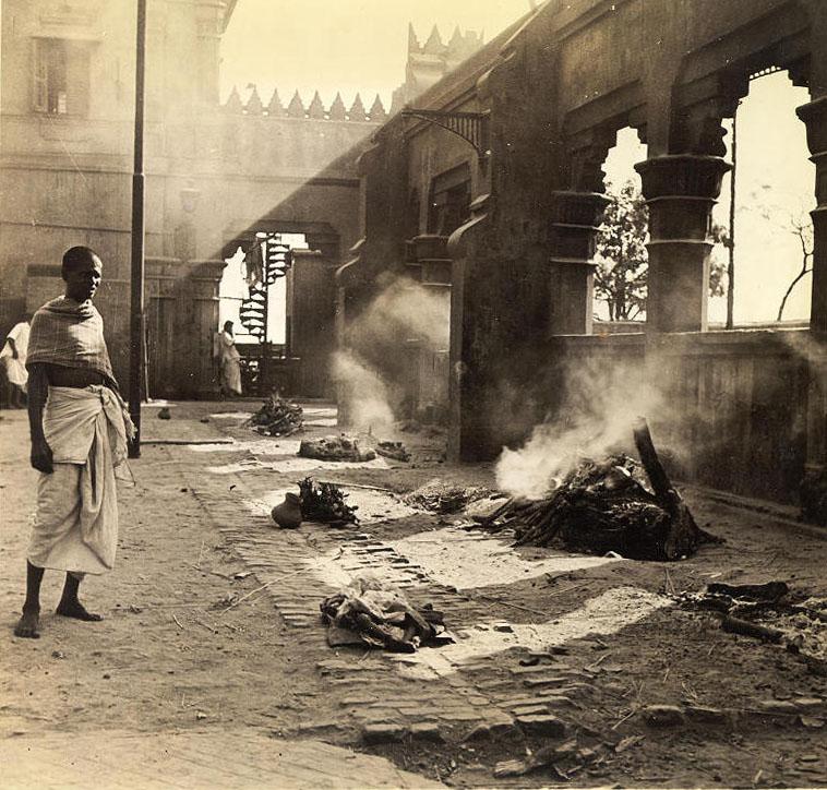 Nimtolla burning ghat