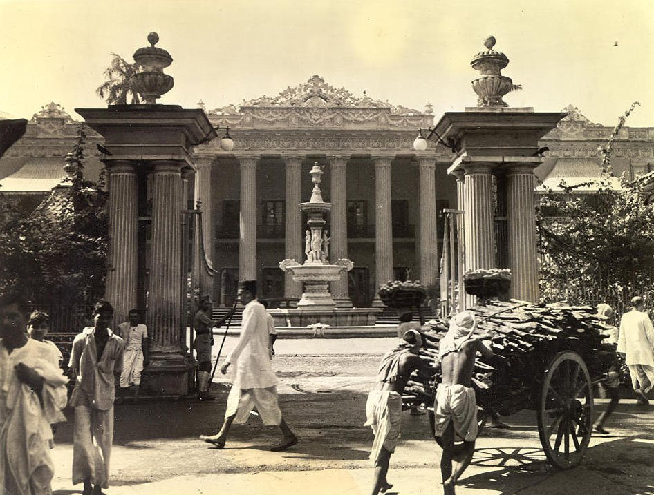 Palace in Calcutta