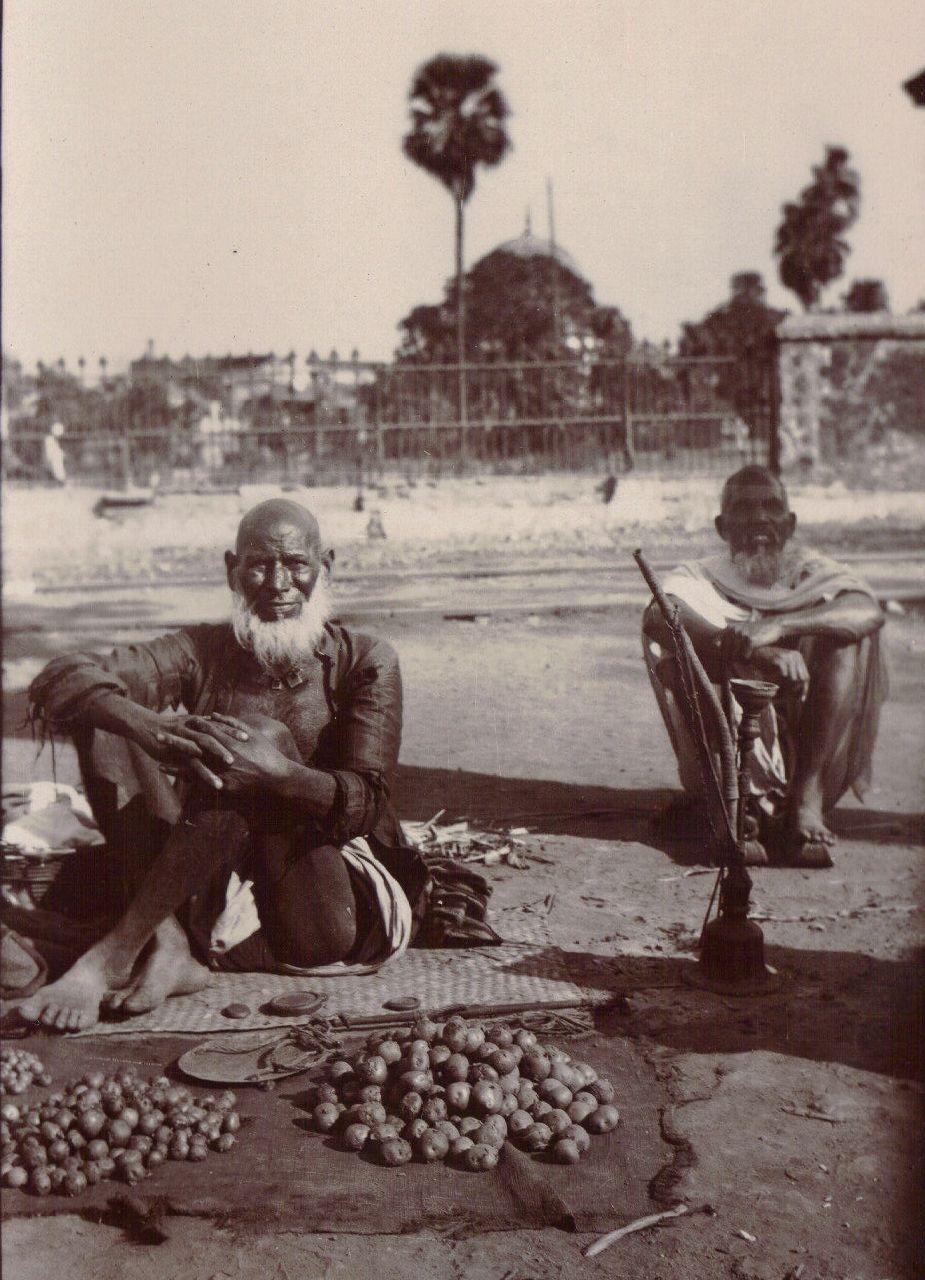 Fruit Sellers, Calcutta c.1903