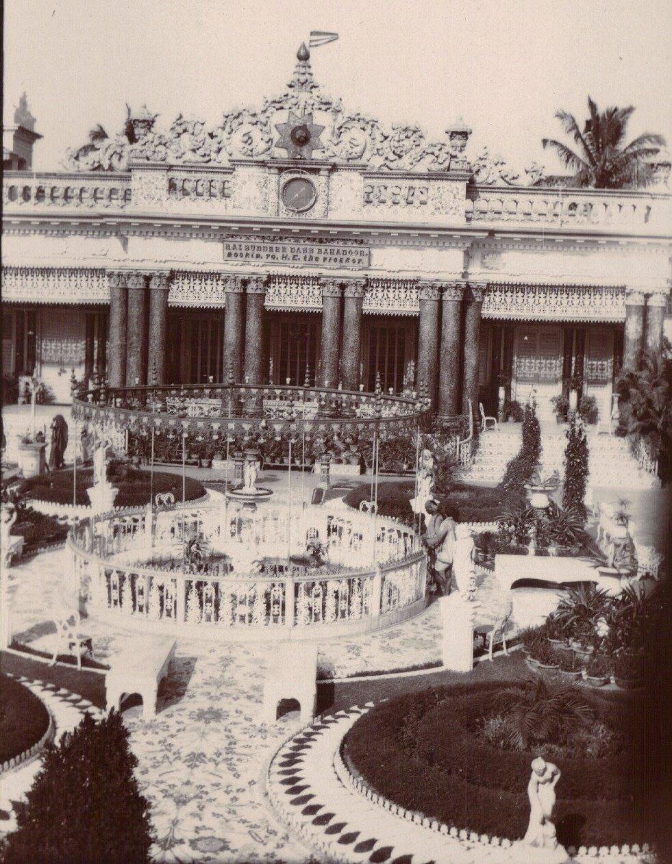 c. 1903 Rai Buddree das Bahadur & Sons, 152 Harrison Road, Calcutta