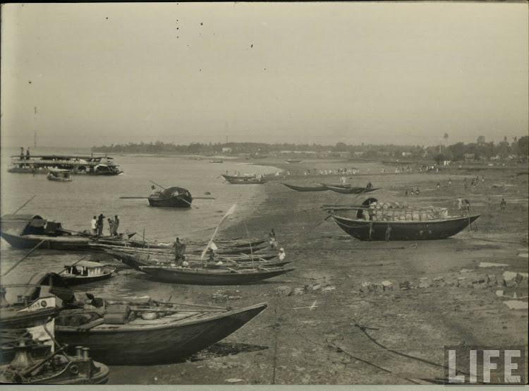 River Hooghly Calcutta