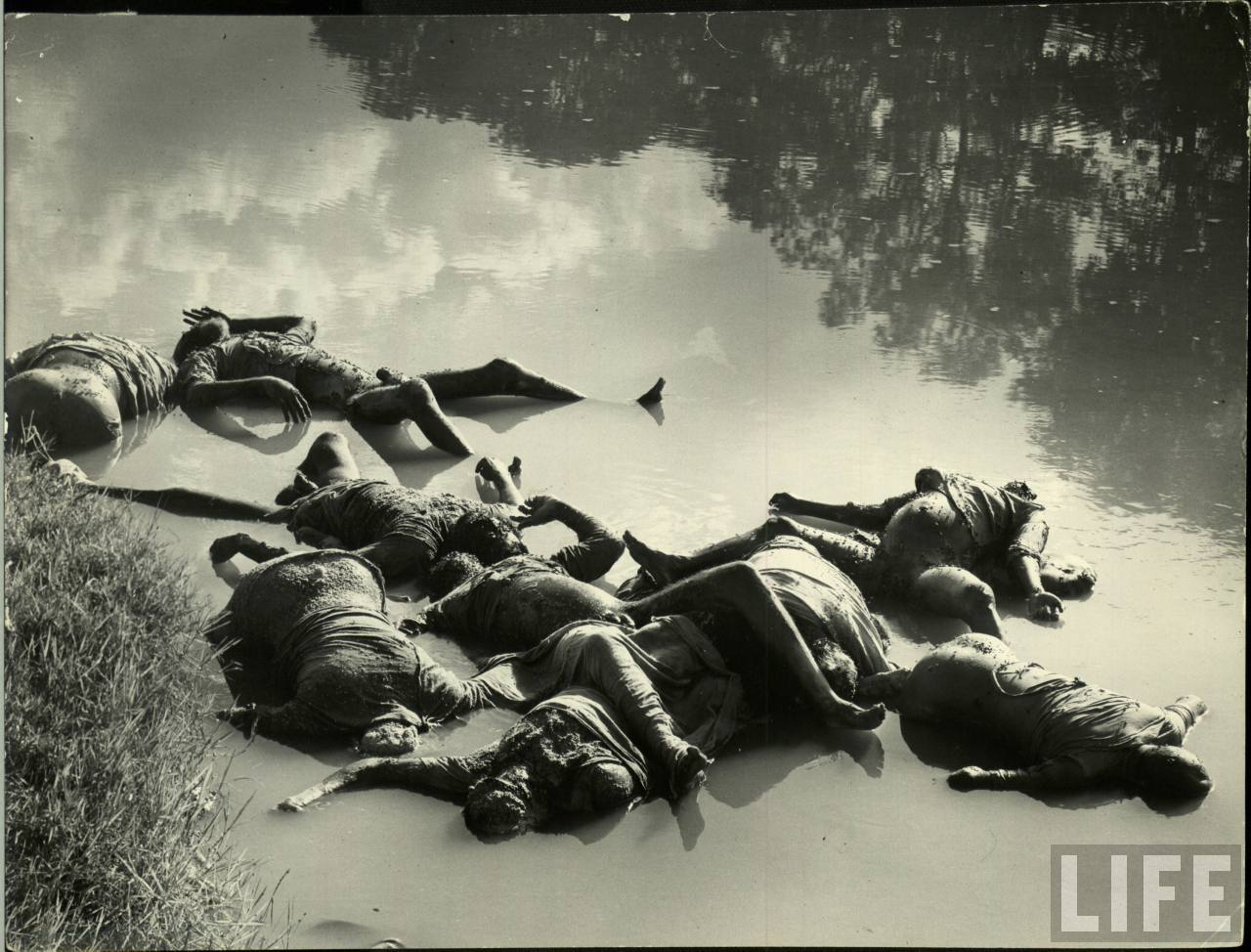 26 rare pictures from jammu genocide india pakistan partition in