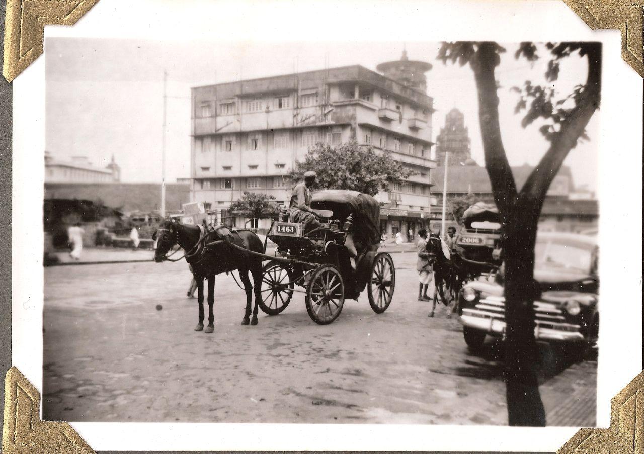 Bombay Photo Images Mumbai 1950 BOMBAY