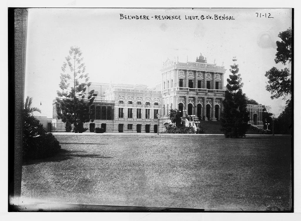 Belvidere, residence Lieut. Gov. Bengal, India - Calcutta (Kolkata)
