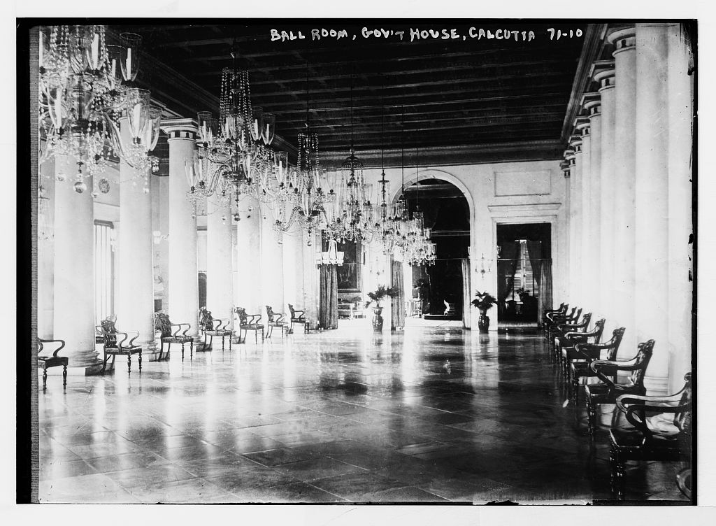 Ball Room, Government House Calcutta (Kolkata)