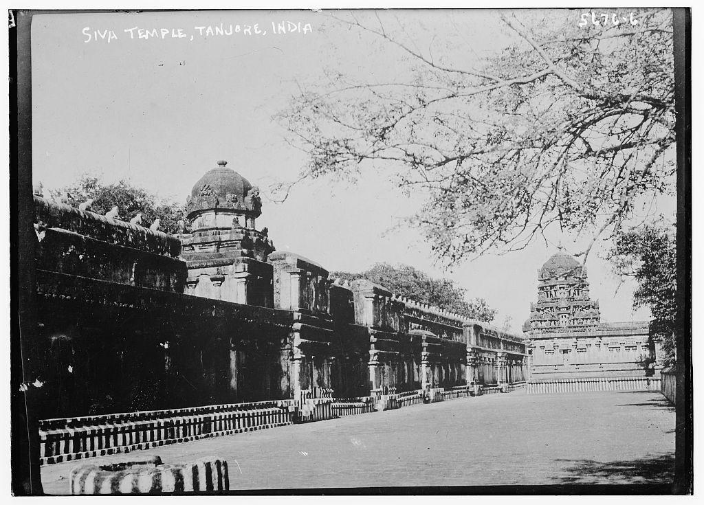 Shiva Temple - Tanjore, India