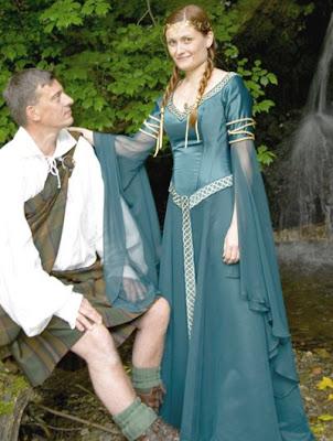 Based In Ireland Celtic Bride 109
