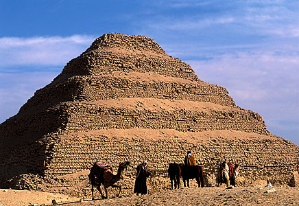 The Mysterious Ancient Egyptian Pyramids ~ World's Travel ...