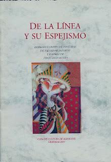 De la línea y su espejismo, Francisco Acuyo, Salvador Fajardo