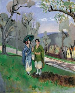 Matisse en la Alhambra, Francisco Acuyo