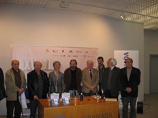 Fernando de Villena, Poeta invitado, Ancile