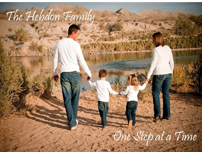 The Hebdon Family