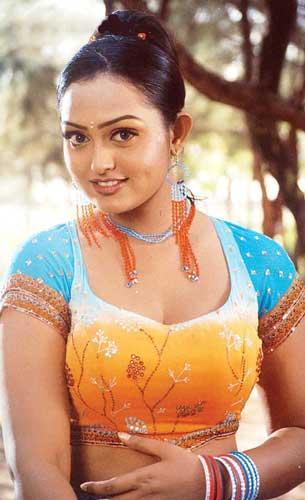 Cine Hot Vindhya Show vroči pupak-3649