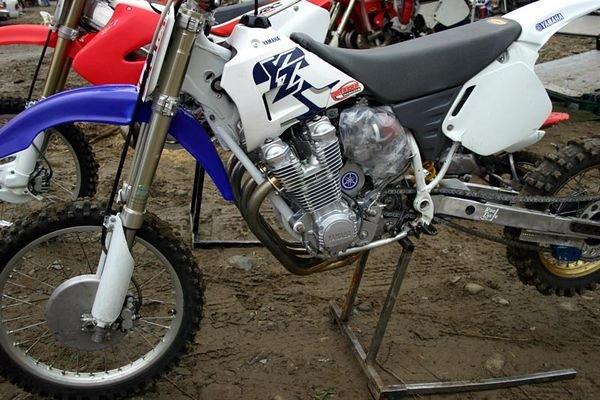 Motos Turbos Yz Yamaha Com Motor Fj 1200
