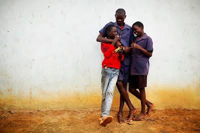 Commercial Photography | Zambia School Boys