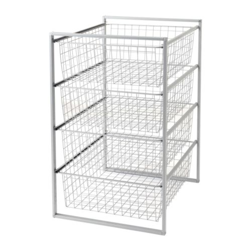 Images Of Ikea Wire Storage Baskets